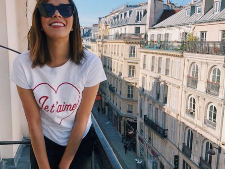 #LFs Diary: La magia de viajar (semana 1 EF París)