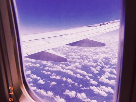 #LF's Diary: Atrayendo 'Good Vibes' en un vuelo largo