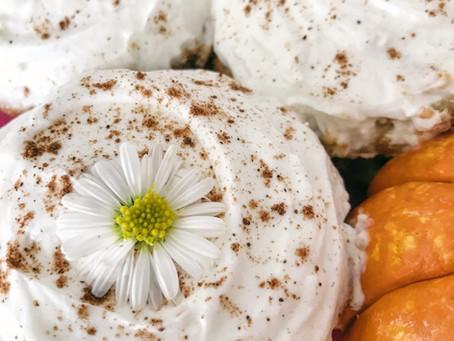 #TheFoodieModel: Healthy-Sugarfree Pumpking Cupcakes
