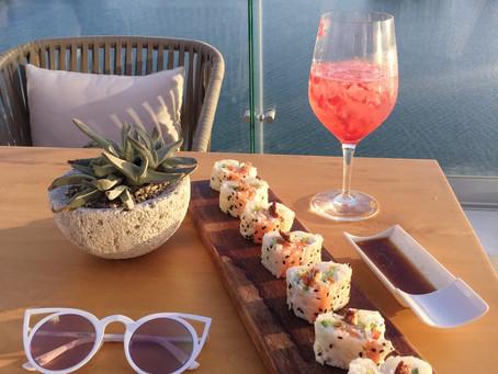 Preparando Sushi #HotelElGanzo + VIDEO