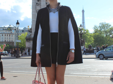 Sunday in Paris #StreetStyle