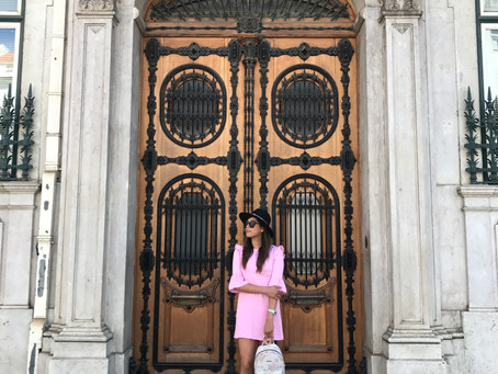 #StreetStyle: On Portugal we wear PINK