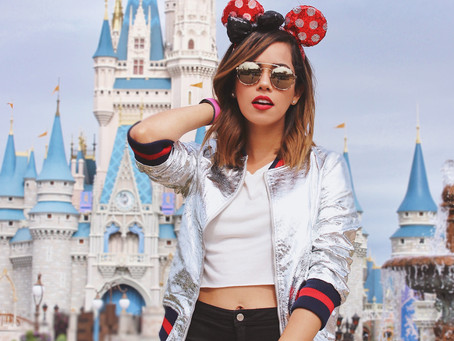 #LFAroundTheWolrd: Magic Kingdom