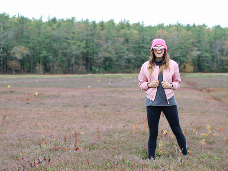 "#LFAroundTheWorld visitando los campos de Cranberry ""The Most Beautiful Harvest"""