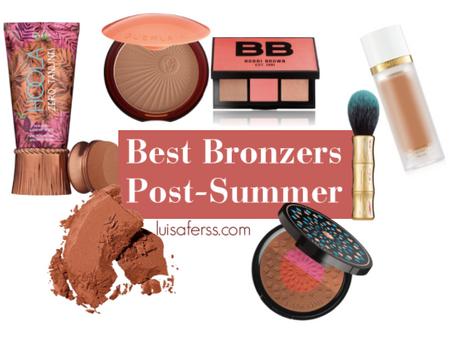#Beauty: Los mejores Bronzers Post-Verano