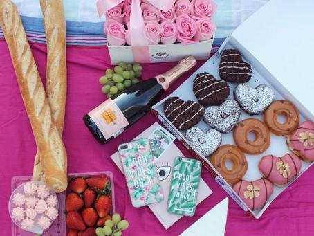 Como hacer un picnic súper cool en CDMX ft. Mercadoni