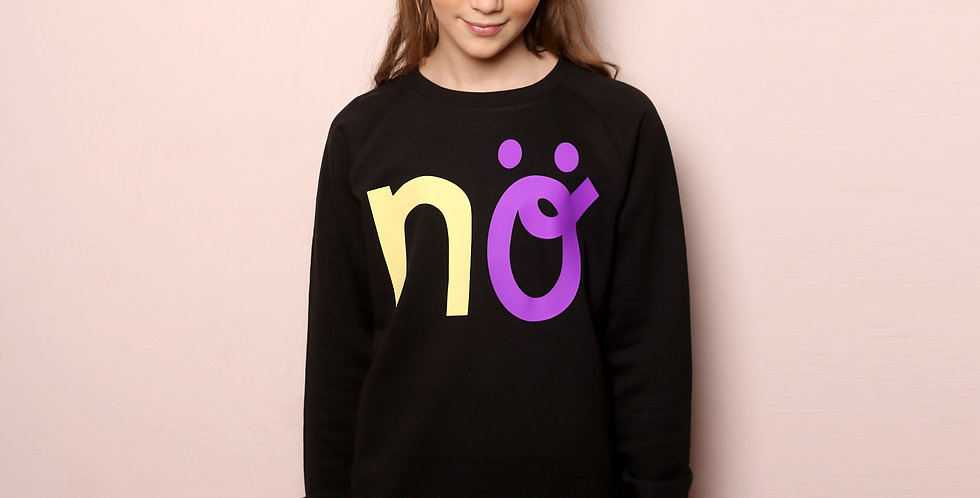 NÖ by LOVE IT GREEN Sweater