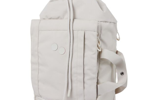 pinqponq Blok Medium Backpack Cliff Beige