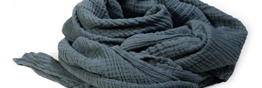 Wayda Tuch Blue Dove 140x140