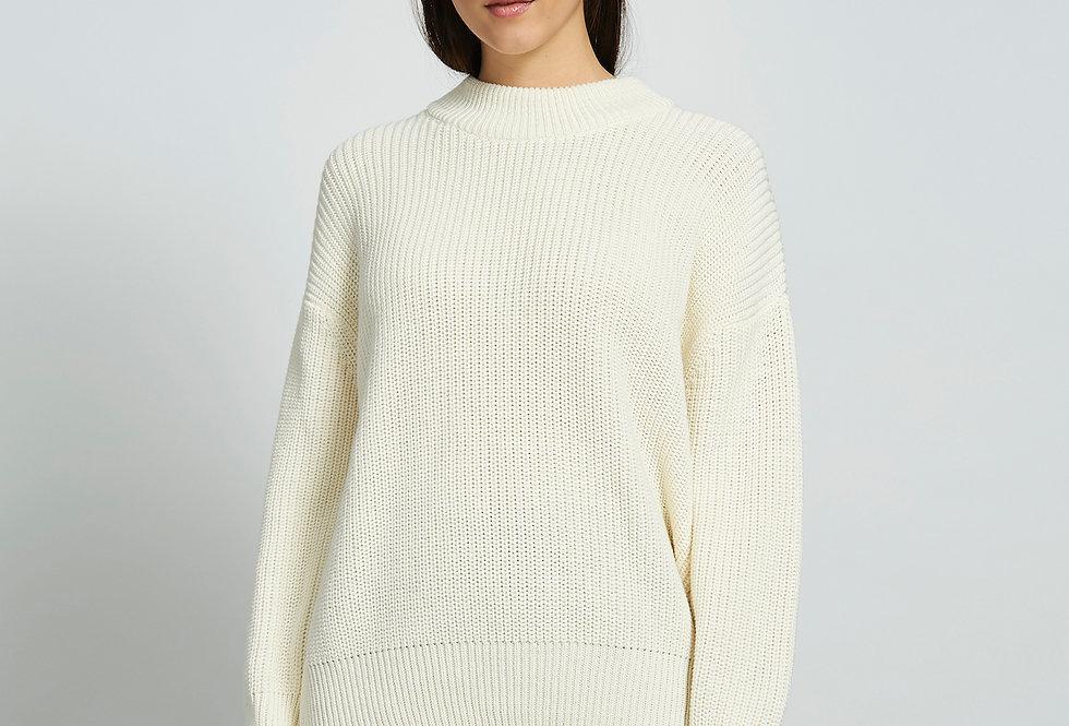JAN 'N JUNE Pullover Soho in offwhite