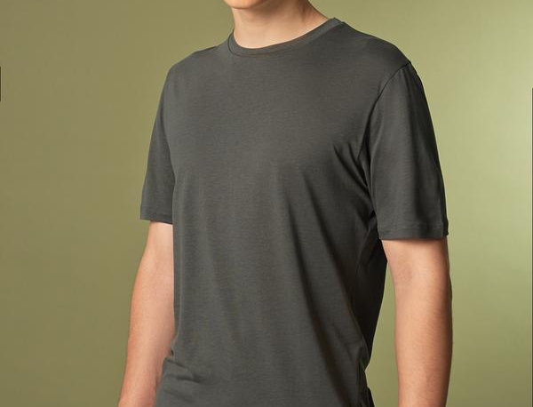 FUNKTION SCHNITT Tencel Shirt Iconic