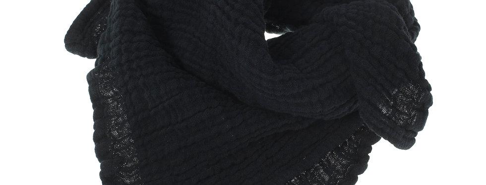 Wayda Tuch Black Raven 70x70