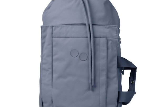 pinqponq Blok Medium Backpack Haze Purple