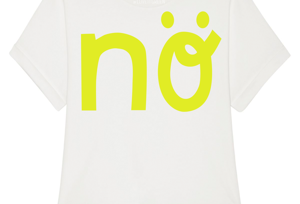 NÖ by Love it Green Damenshirt