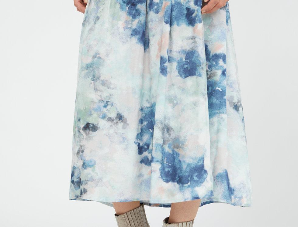 ARMEDANGELS Leaah watercolors foggy blue