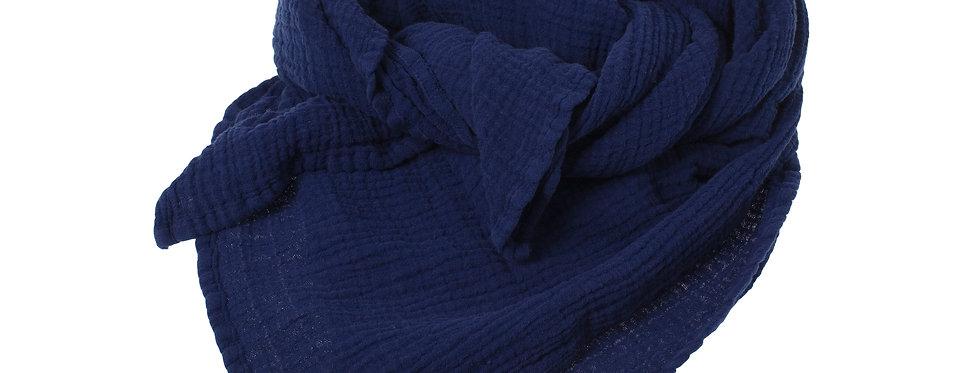 Wayda Tuch Blue Pond 140x140