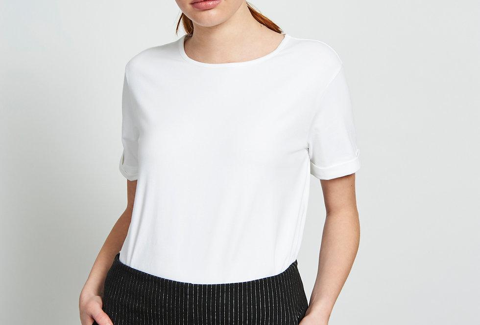 JAN 'N JUNE T-Shirt BOY Plain White