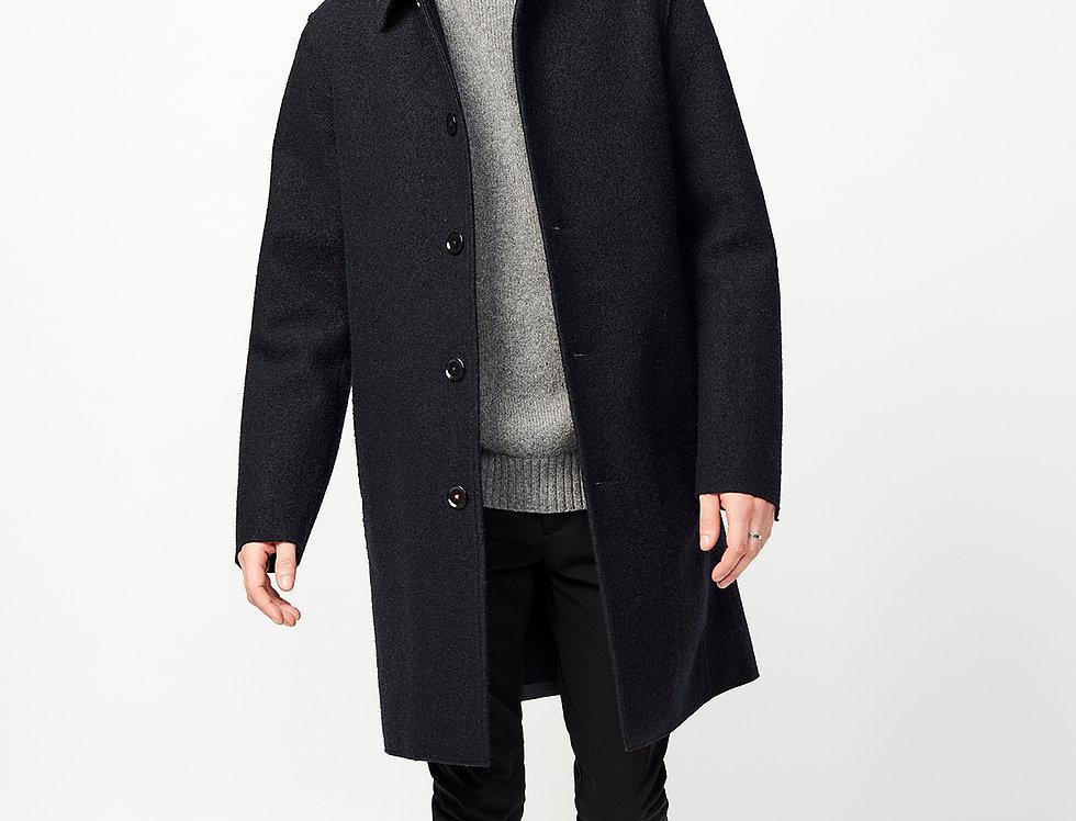 LangerChen Coat Collbran in carbon