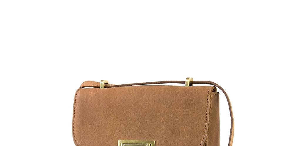 O MY BAG The Meghan Mini in Camel