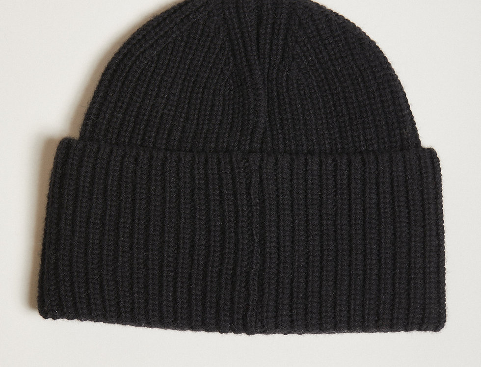 LANIUS Mütze schwarz