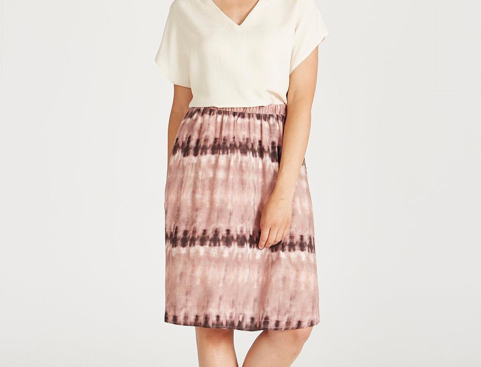 GIVN Lily Skirt Muddy Pink