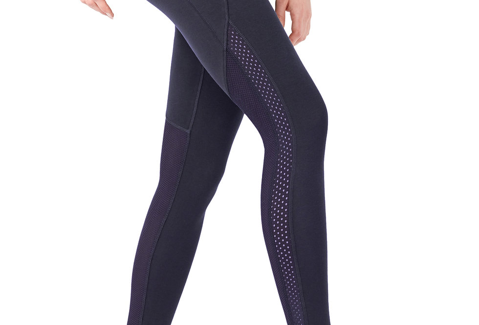Mandala Active Tights in wine