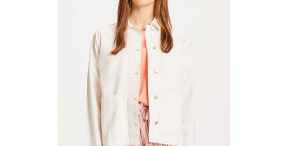 Knowledge Cotton Apparel Calantha workwear jacket