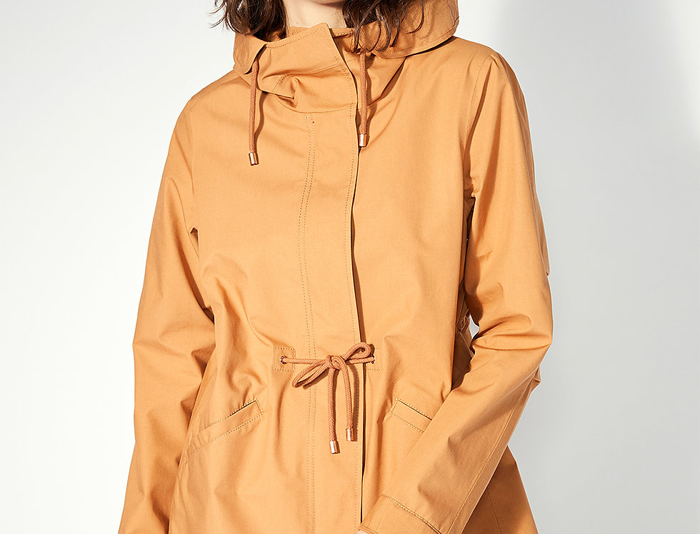 LangerChen Jacket Lismore Short cinnamon
