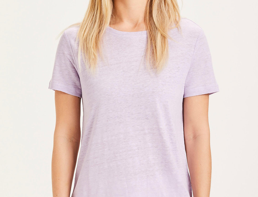 Knowledge Cotton Apparel Holly Pastel Lilac