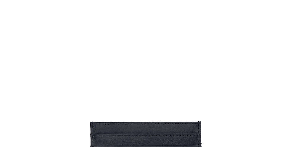 O MY BAG Mark´s Cardcase Black Classic Leather