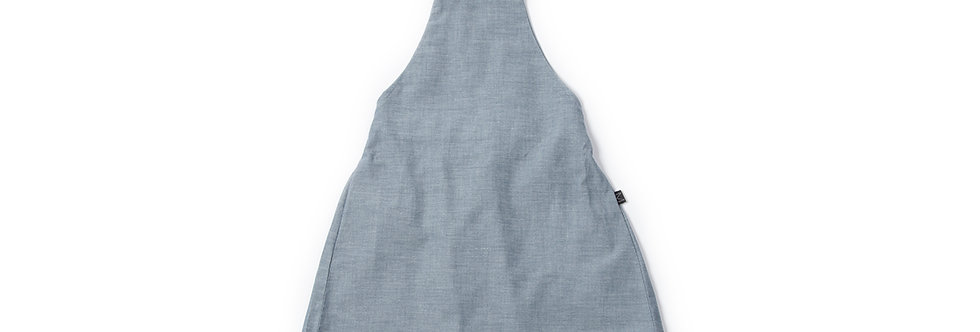 Monkind Berlin Denim Apron Dress