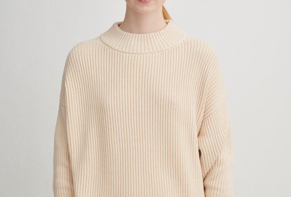 FUB Oversized Sweater ecru