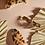 Thumbnail: Machete Grande Heirloom Claw in  Blonde Tortoise