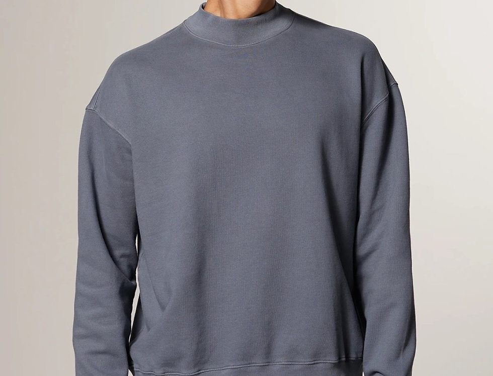 FUNKTION SCHNITT Unisex Sweater Home in lightstone