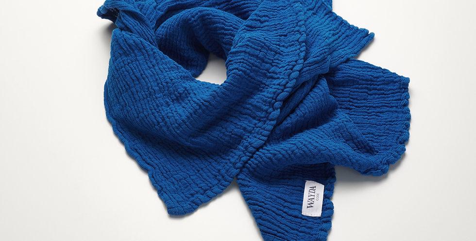 Wayda Tuch Chill Blue 100x100