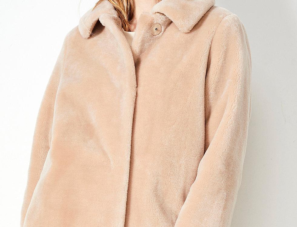 LangerChen Coat Clovelly in au lait