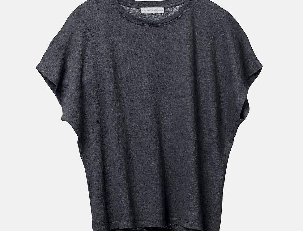 FUNKTION SCHNITT Leinen T-Shirt Breeze Lightstone