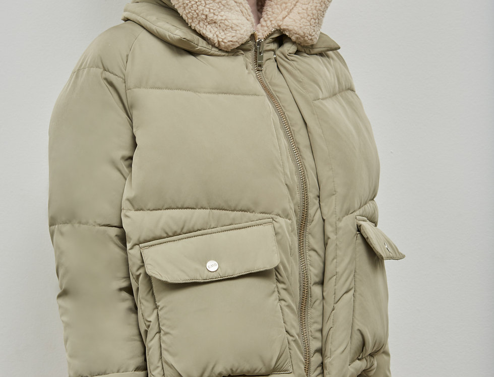 embassy of bricks and logs Leicester Down Jacket