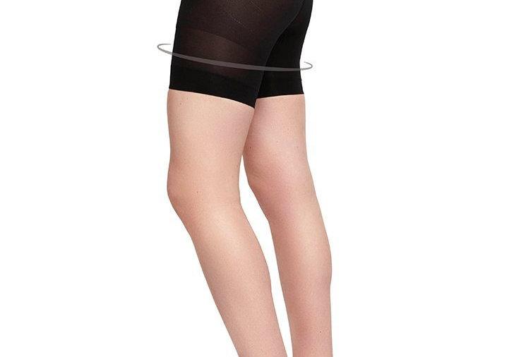 SWEDISH STOCKINGS Julia Shaping Shorts black
