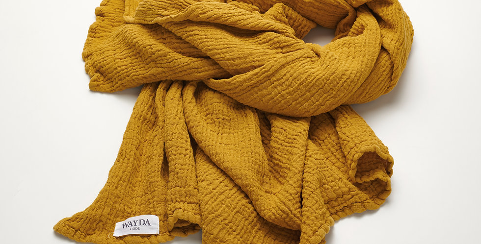 Wayda Tuch Gold Rush 140x140