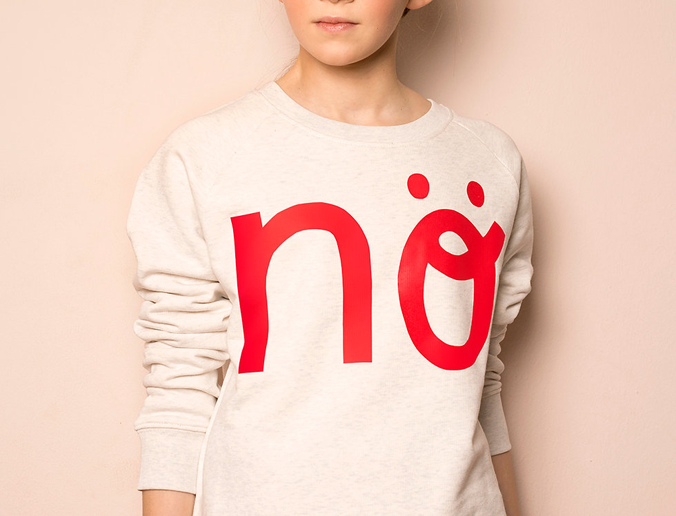 NÖ by LOVE IT GREEN Pullover