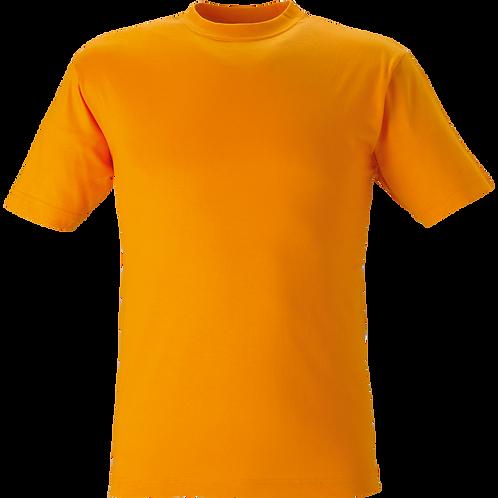 Orange Kings basis t-shirt bomuld 2 stk