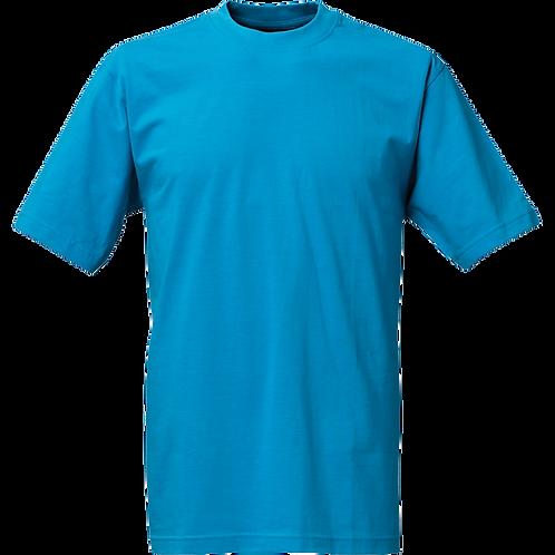 Lys kobolt blå Kings bomuld t-shirt, 2 stk.