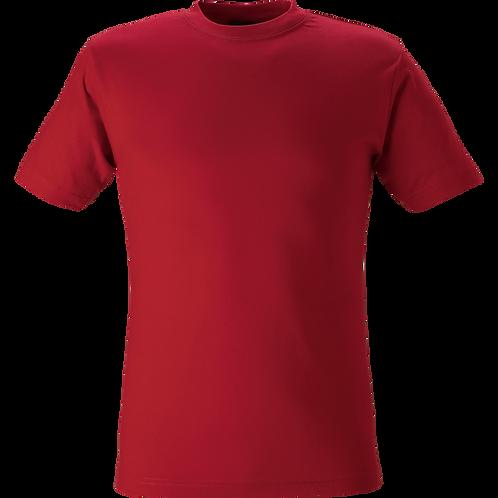 Varm rød Kings basis t-shirt 2 stk.