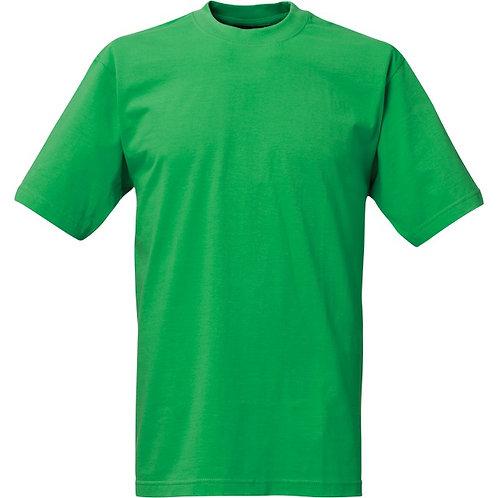 Klar grøn Kings t-shirt i bomuld til børn 3 stk.