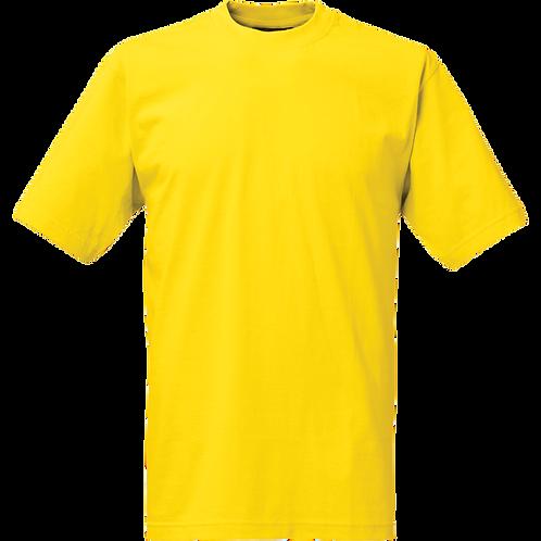 Gul Kings basis t-shirt 2 stk.