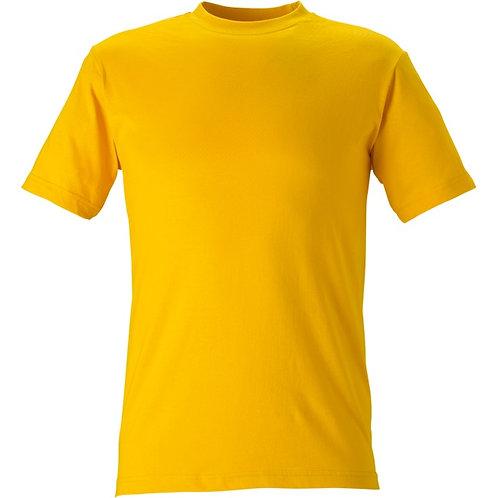 Varm gul Kings  t-shirt til børn 3 stk