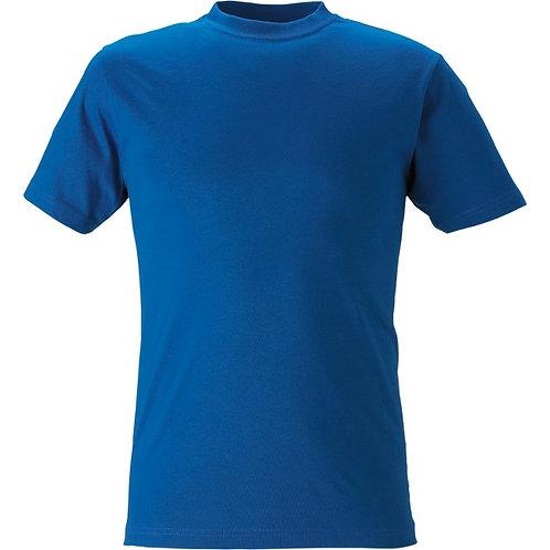 Kobolt blå Kings t-shirt bomuld til børn 3 stk.