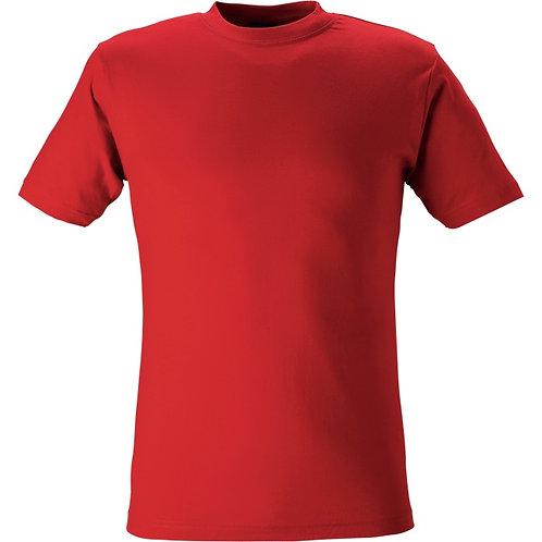 Rød Kings basis t-shirt til børn 3 stk.