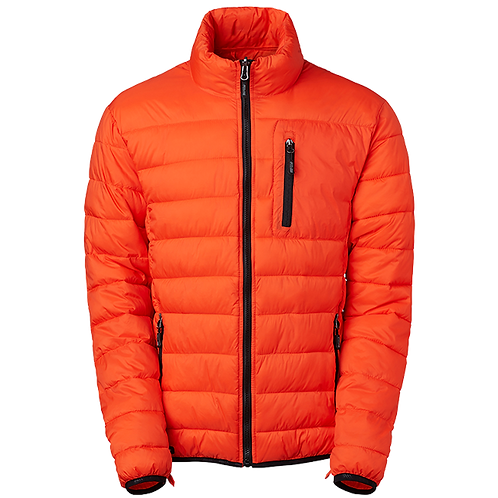 HERRE letvægtsjakke SouthWest AMES orange